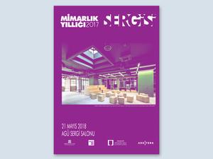 Türkiye Mimarlık Yıllığı 2017 AGÜ Sergisi