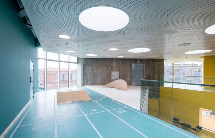 Ku.Be, Kopenhag'ın Frederiksberg ile ilgili görsel sonucu