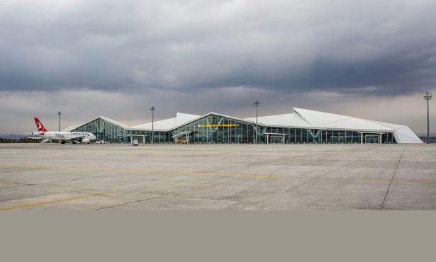 İklim Koşullarına Göre Biçimlenen Bir Havalimanı Projesi