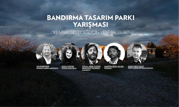 Bandırma Tasarım Parkı Yarışması Kolokyumu ve Ödül Töreni