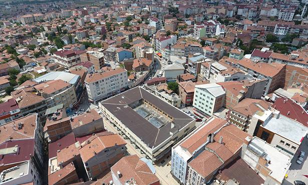 Merzifon Belediyesi İş ve Yaşam Merkezi Mimari Proje Yarışması Sonuçlandı