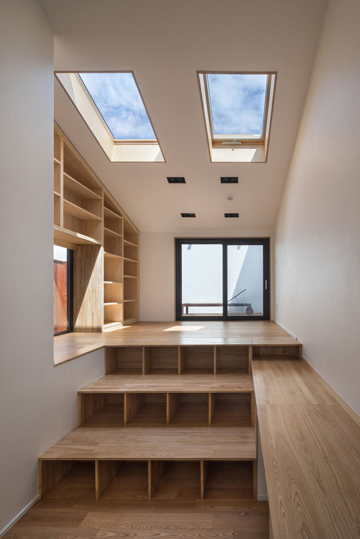 Ters Yüz Edilmiş/Sıradan Bir Ev - Arkitera | Architecture