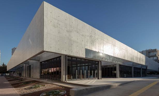 Antalya Muratpaşa Belediyesi Türkan Şoray Kültür Merkezi