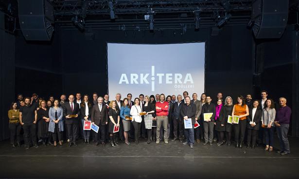 Arkitera Ödülleri'nin Son Başvuru Tarihi Yaklaşıyor