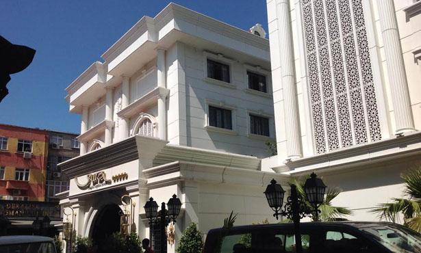 Osmanlı Arşivi Binası Adım Adım Böyle Yokoldu