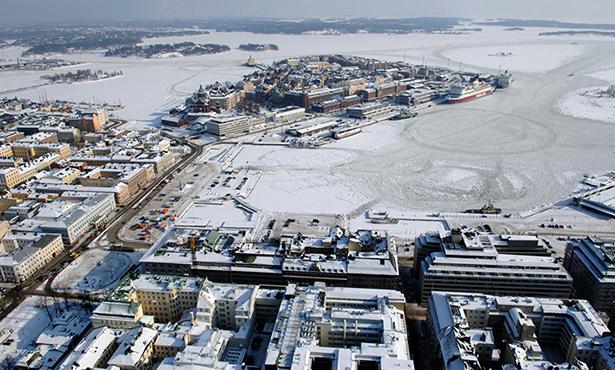 Guggenheim Meydan Savaşları: Helsinki Cephesi