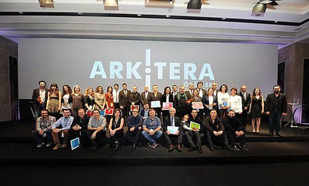 Arkitera Ödülleri ARKIMEET 2014'te Sahiplerini Buldu