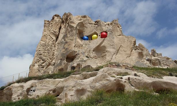 Kapadokya'yla Çarpışmak