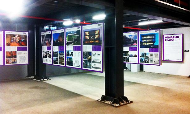 Mimarlık Yıllığı 2014'ün Son Sergisi İzmir'de