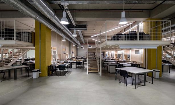 MEF FADA Hangar Stüdyosu