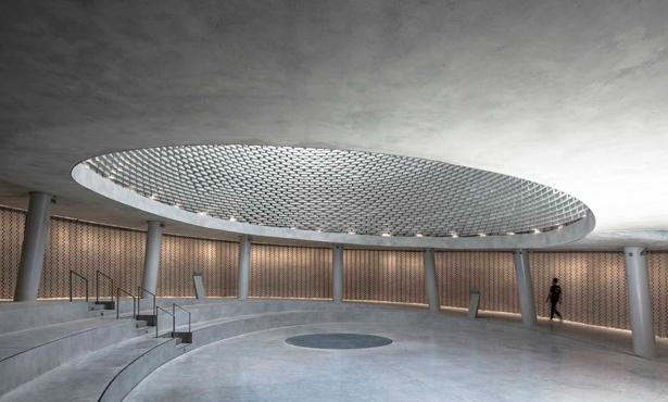 Mount Herzl Anıtsal Salonu