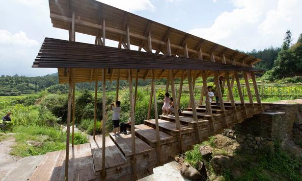 Rüzgar ve Yağmur Köprüsü