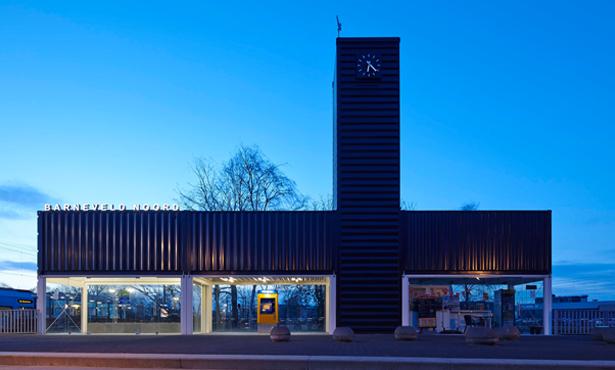 Uzun Uzadıya Beklemelerde Yeni Yöntemler, Barneveld Noord Durağı