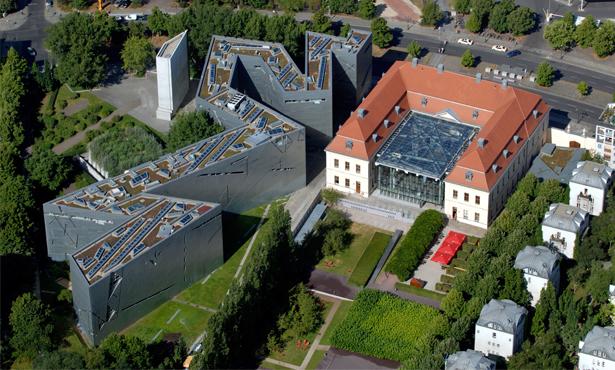 Bilinen Anma Mekanlarından Berlin Yahudi Müzesi