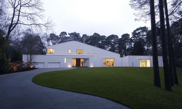 Avcı Architects'ten Londra'da Bir Villa