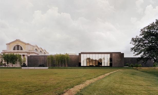 Saint Louis Sanat Müzesi Ek Yapısı