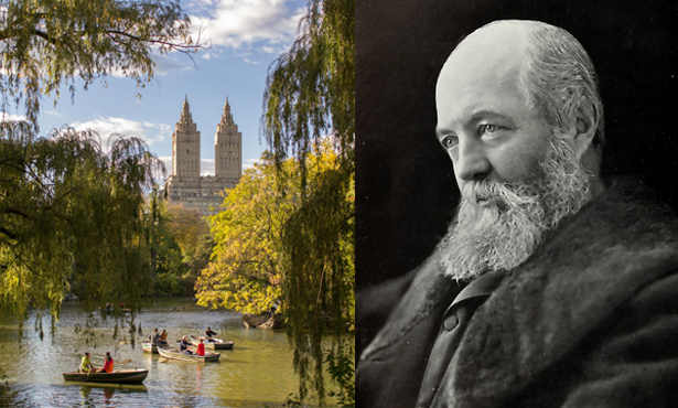 Frederick Law Olmsted ve Amerikan Kentinde Kırsal Manzaralar
