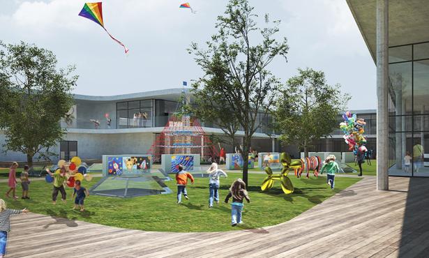 Bornova Çocuk Dünyası Mimari Proje Yarışması Projeleri Yayında