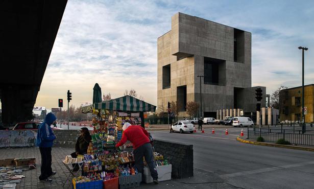 Şili'de Katı Bir Cephe