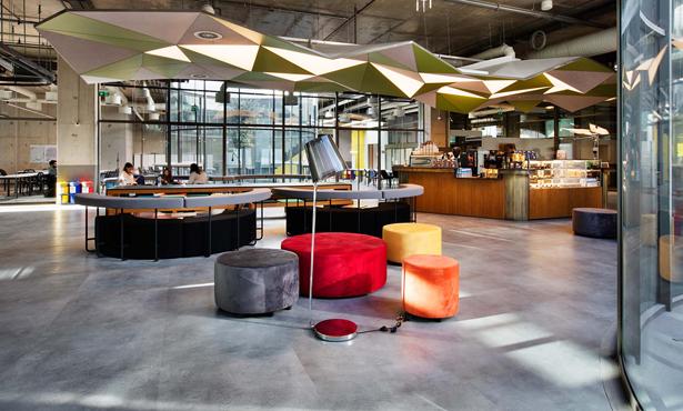 Özyeğin'de Yeni İnovasyon Merkezi, ES-Lab