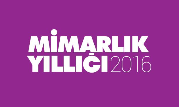 Türkiye Mimarlık Yıllığı 2016'ya Seçilen Projeler Belli Oldu