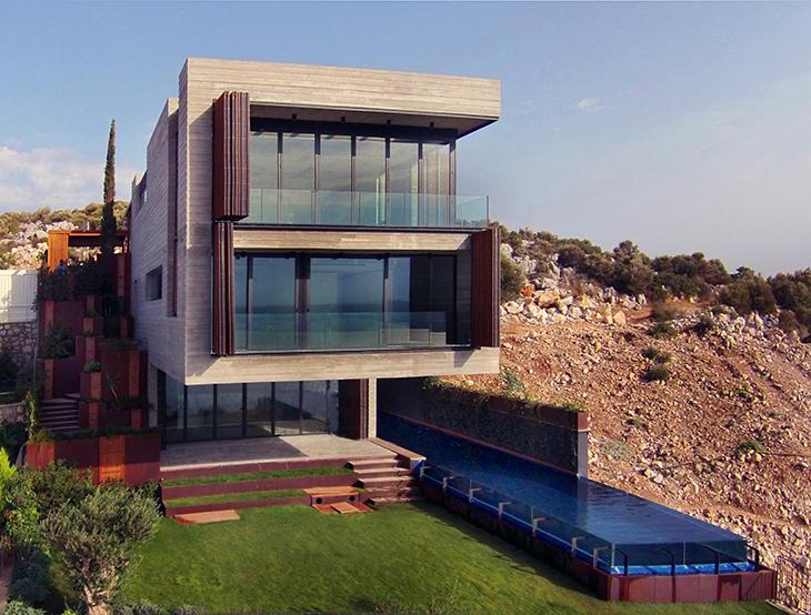"""Selim Erdil'in """"Ma Vie La"""" Projesine Architizer Ödülü"""