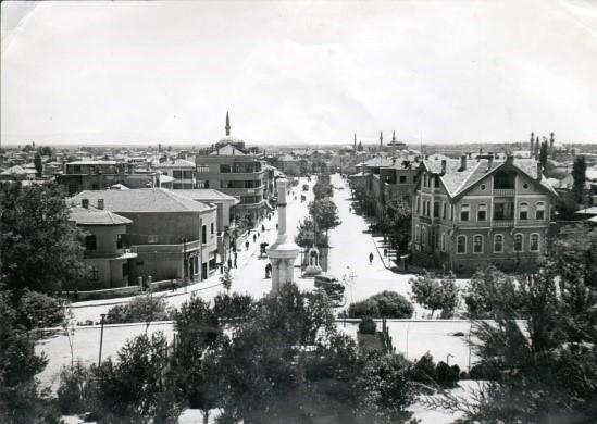 Anadolu Kent Kimliğinin Oluşumunda İstasyon Caddeleri: Konya Örneği