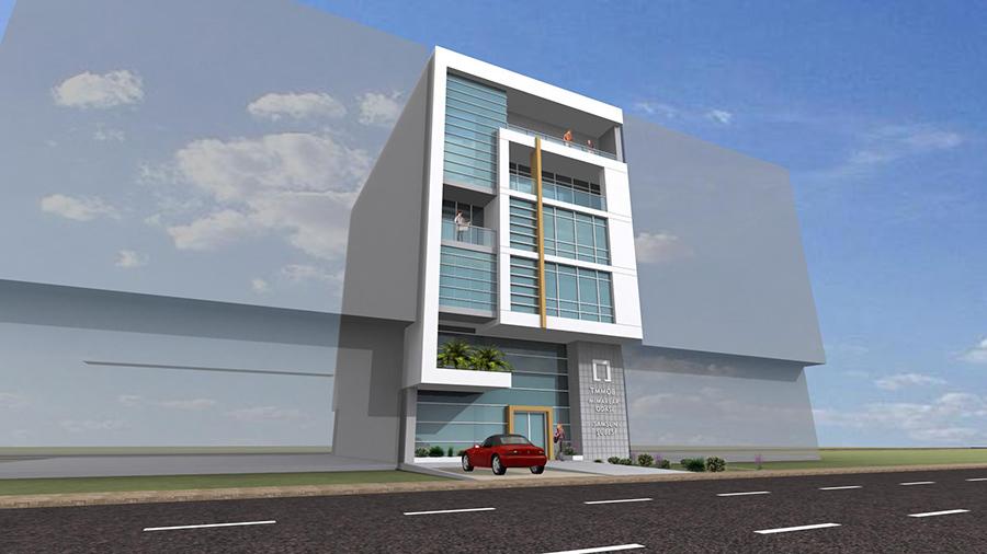 Katılımcı, TMMOB Mimarlar Odası Samsun Şube Hizmet Binası Mimari Tasarım Yarışması