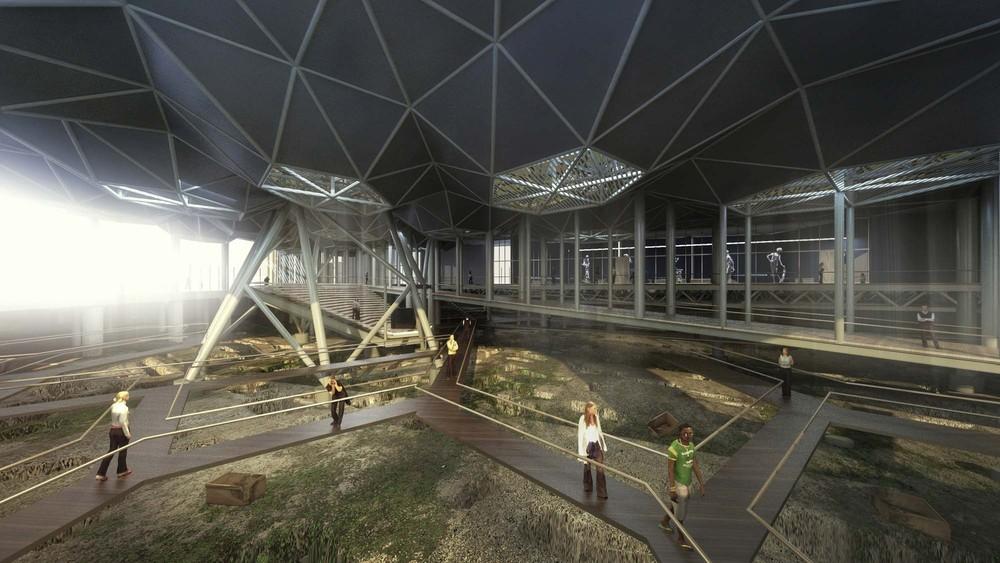 Antalya Nekropol Alanı Modern Sanatlar Müzesi