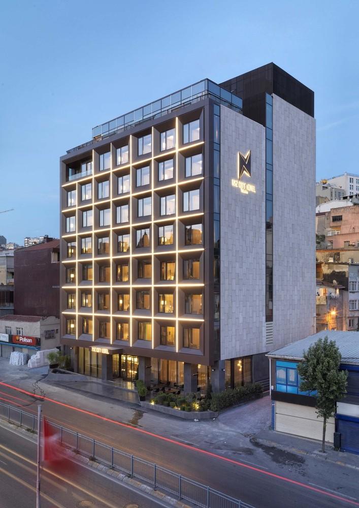 Naz City Hotel Taksim