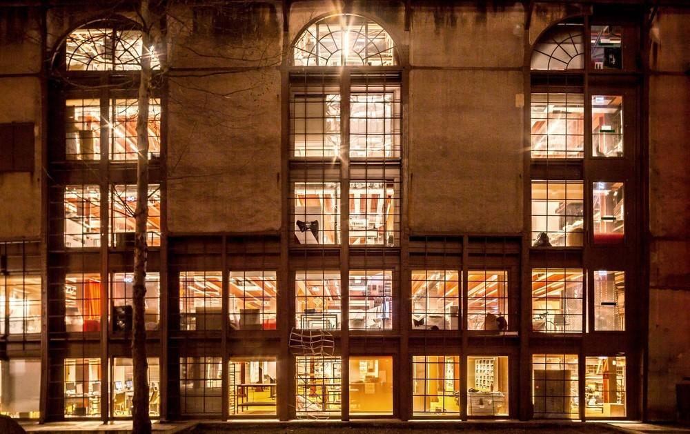 Santral 4 ve 6 nolu Kazan Daireleri Mimarlık Fakültesi ve Kütüphane Dönüşümü