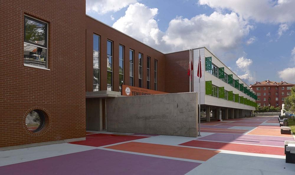 Beşiktaş Yeni Levent Lisesi
