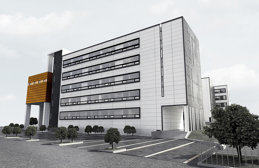Sosyal hizmetler ve çocuk esirgeme kurumu genel müdürlük binası