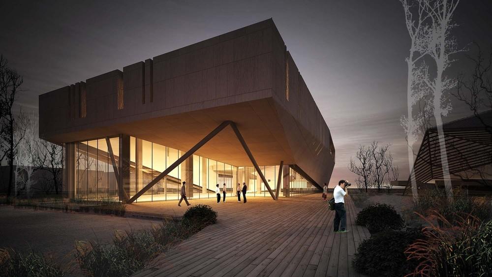 Katılımcı, Bornova Belediyesi Yeşilova Höyüğü Ziyaretçi Merkezi Mimari Proje Yarışması