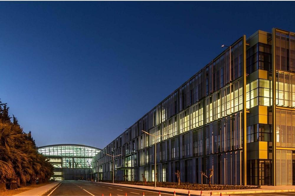 İzmir Adnan Menderes Havalimanı İç Hatlar Terminali