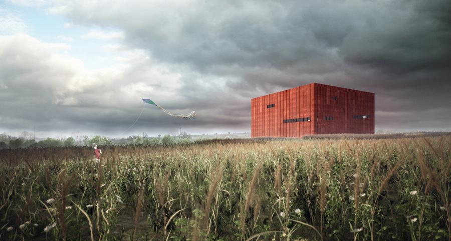 1. Ödül, Troya Müzesi Serbest Katılımlı, Tek Aşamalı, Ulusal Mimari Proje Yarışması