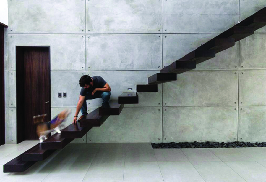 CRETOX – Çimento Esaslı Yeni Nesil Doğal Brüt Beton Panel