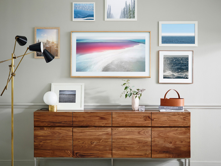 Samsung The Frame TV: Televizyona Bakmanın Yeni Bir Yolu