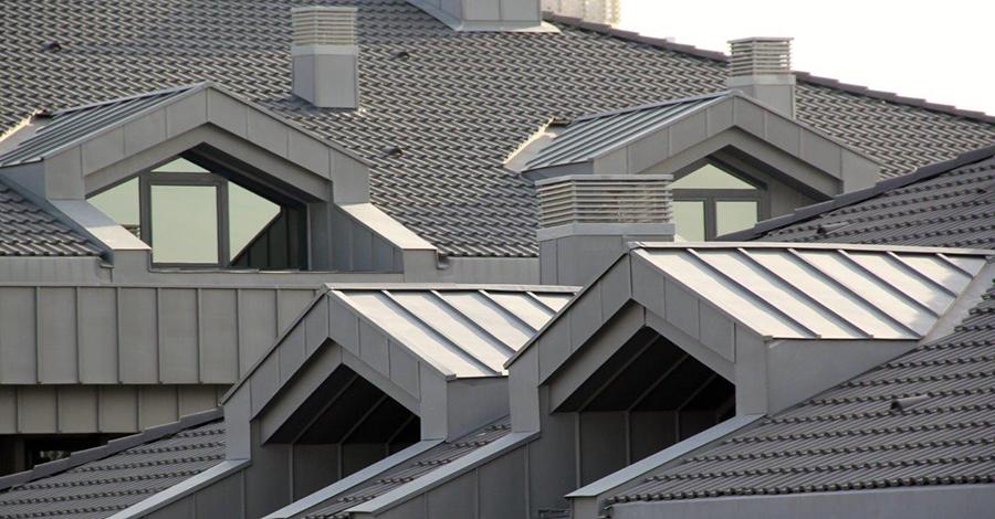 VMZINC® Titanyum Çinko Çatı ve Cephe Detay Bitişleri