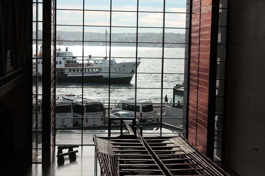 Deniz Müzesi İstanbul Silüetindeki Yerini Aldı