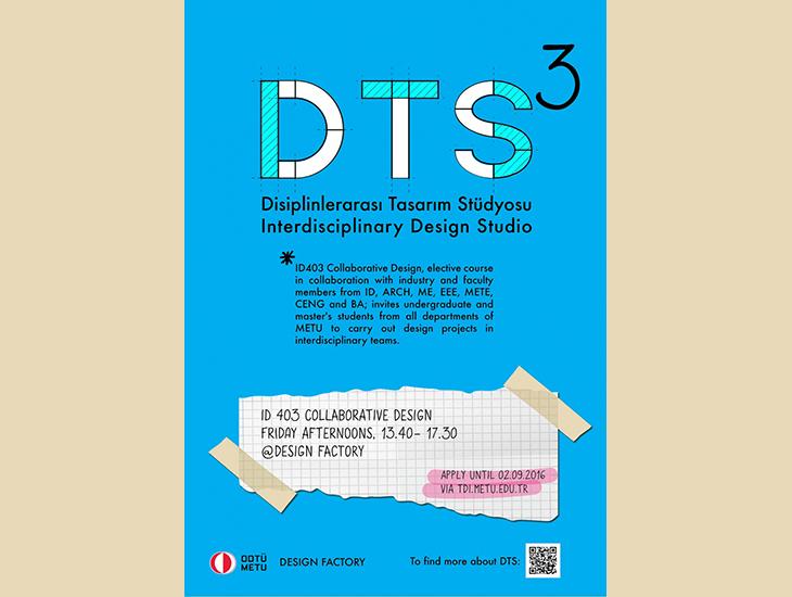 DTS - 3: Disiplinlerarası Tasarım Stüdyosu