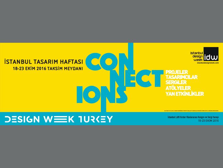 İstanbul Design Week 2016 Başladı