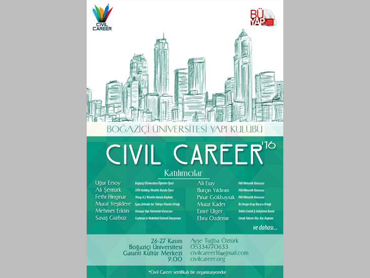 Civil Career 2016