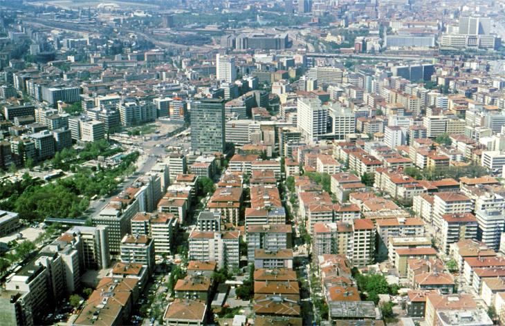 Konuşma: Cumhuriyet'in Bir Sonrasındaki Ankara: 1950-1970
