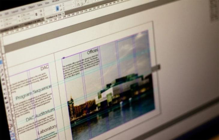 Mimarlar İçin Sayfa Düzeni Atölyesi