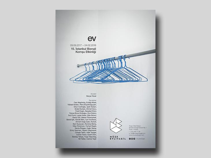"15. İstanbul Bienali Komşu Etkinliği ""EV"""