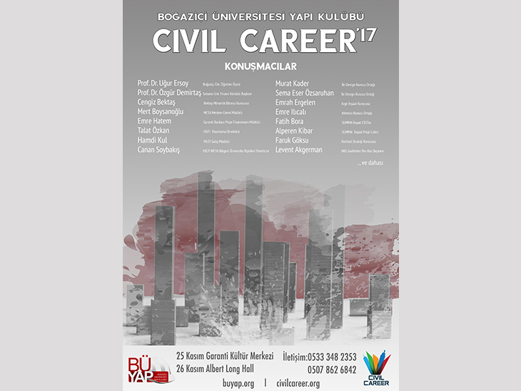 Civil Career 2017