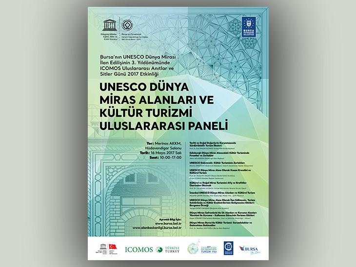 UNESCO Dünya Miras Alanları ve Kültür Turizmi Uluslararası Paneli
