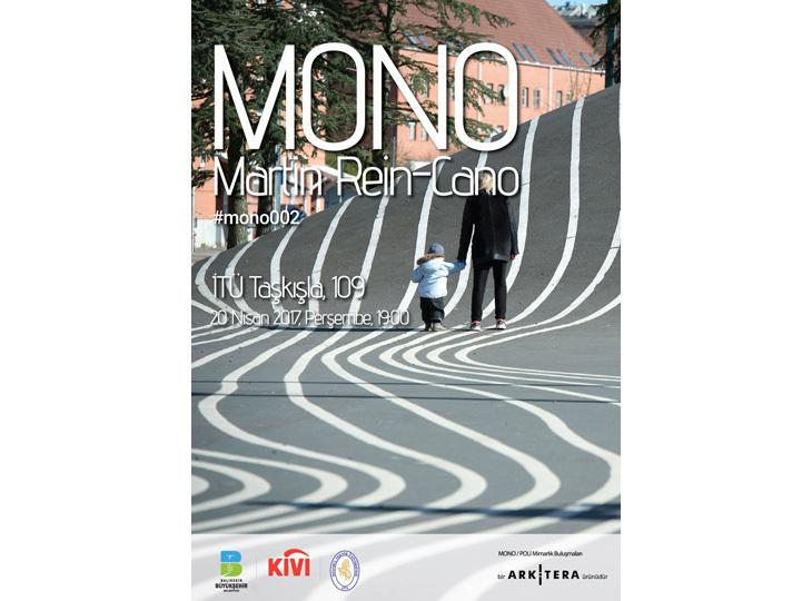 Mono002: Martin Rein-Cano (TOPOTEK 1)