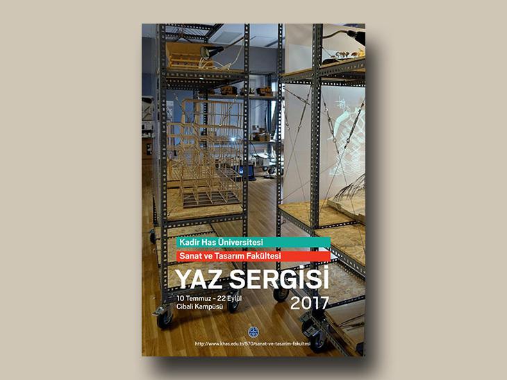 Kadir Has Üniversitesi Sanat ve Tasarım Fakültesi Yaz Sergisi